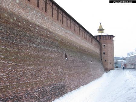 Фото: Коломенский кремль