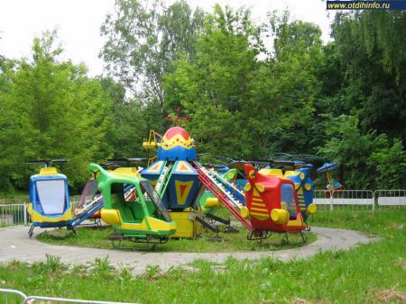 Фото: Природный и историко-рекреационный комплекс «Кузьминки - Люблино»