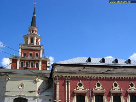Фото: Казанский вокзал (Москва)