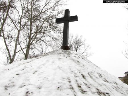 Фото: Мемориальный комплекс памяти жертв Чернобыльской катастрофы