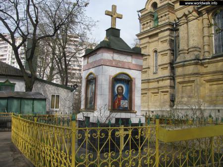 Фото: Церковь Покрова Пресвятой Богородицы на Приорке