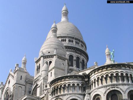 Фото: Церковь Сакре-Кер