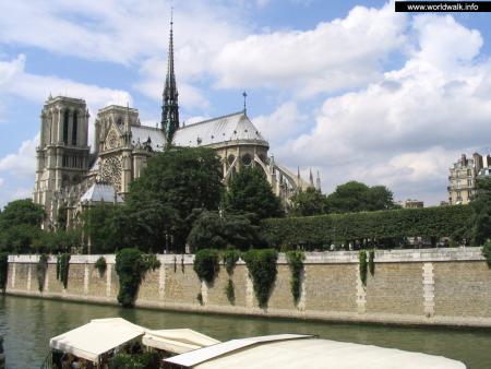 Фото: Собор Парижской Богоматери, Нотр-Дам де Пари