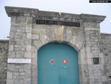 Фото: Крепость Сент-Энар, форт Сент-Энар