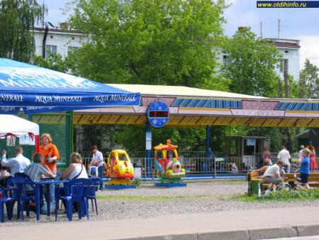 Фото: Поклонная гора (Парк Победы, Москва)