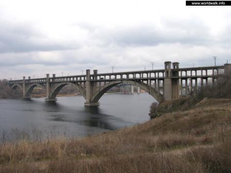 Фото: Мосты им. Б. Н. Преображенского