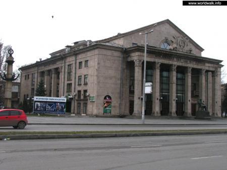 Фото: Концертный зал им. М. И. Глинки, Запорожская областная филармония
