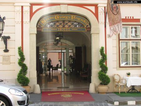 Фото: Святого Георгия, отель