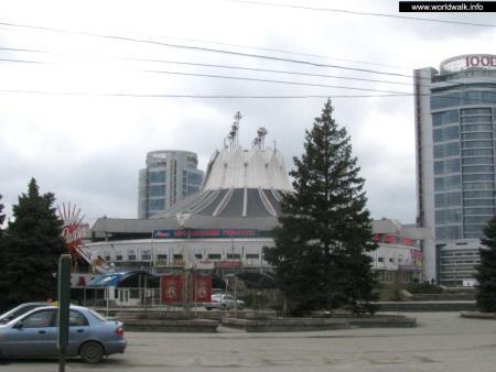 Фото: Днепропетровский государственный цирк