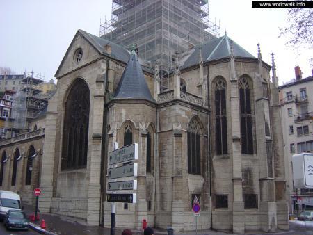 Фото: Церковь Святого Георгия, церковь Сен-Жорж