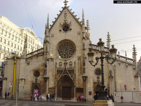 Фото: Церковь Святого Бонавентуры