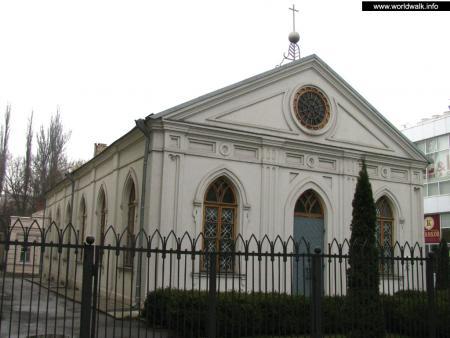 Фото: Евангелическо-лютеранская церковь Святой Екатерины
