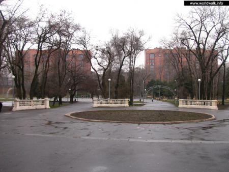 Фото: Парк им. Лазаря Глобы