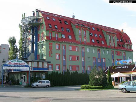 Фото: Полюш, гостиница