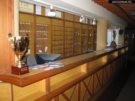 Фото: Будаи спорт отель, гостиница