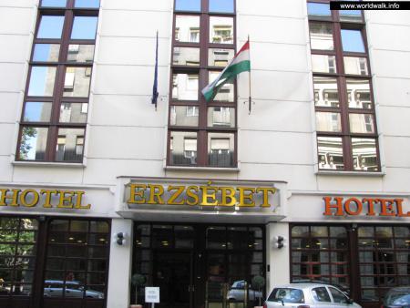 Фото: Ерсбет, гостиница
