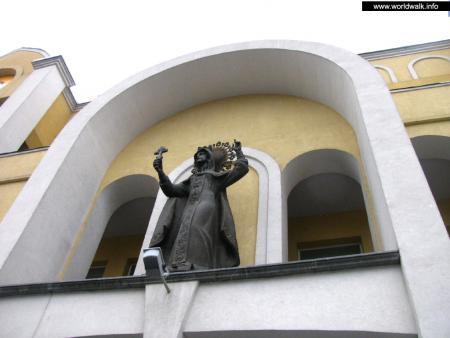 Фото: Здание Днепропетровского Епархиального управления