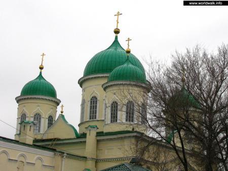 Фото: Днепропетровский кафедральный собор, Свято-Троицкий кафедральный собор