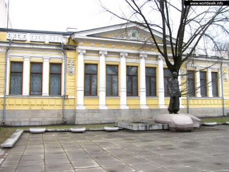 Фото: Исторический музей Днепропетровска, исторический музей им. Д. И. Яворницкого