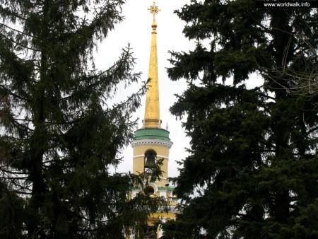 Фото: Днепропетровский кафедральный собор, Спасо-Преображенский кафедральный собор