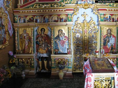 Фото: Церковь Покрова Пресвятой Богородицы