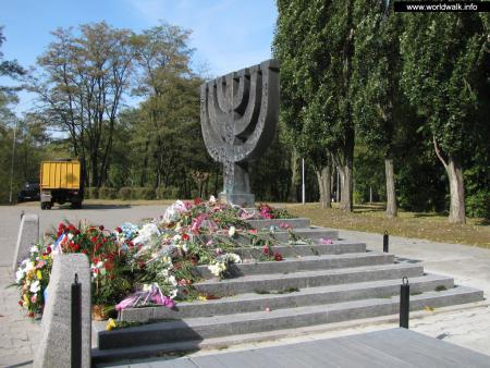 Фото: Памятник «Минора»