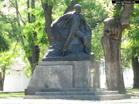 Фото: Памятник Вите Коробкову