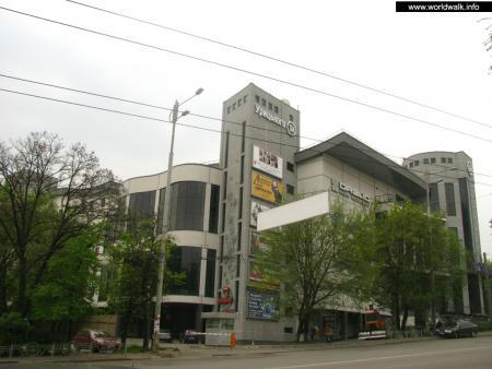 Фото: Кинотеатр Баттерфляй Ультрамарин