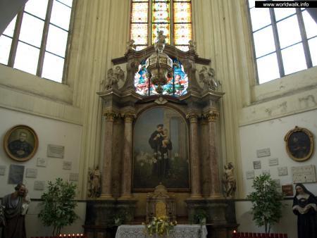Фото: Церковь миноритов