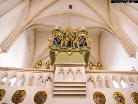 Фото: Церковь Святого Иоанна Крестителя, Мальтийская церковь