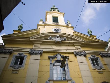 Фото: Реформатская городская церковь