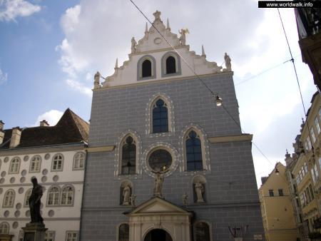 Фото: Францисканская церковь