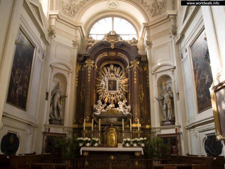 Фото: Церковь Капуцинов, Капуцинеркирхе