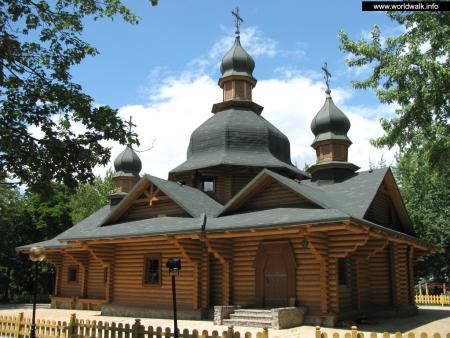 Фото: Церковь Всех Святых