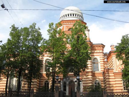 Фото: Большая хоральная синагога