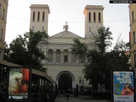 Фото: Евангелическо-лютеранская церковь святых Петра и Павла