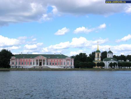 Фото: Парк Кусково, лесопарк Кусково (Москва)