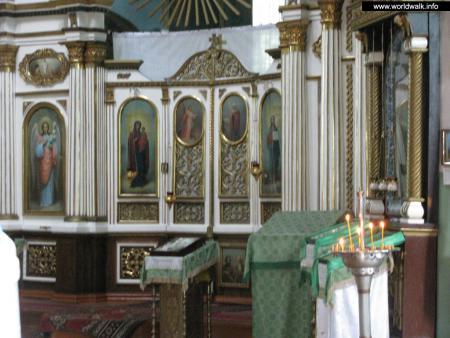 Фото: Благовещенская церковь, церковь Александра Невского