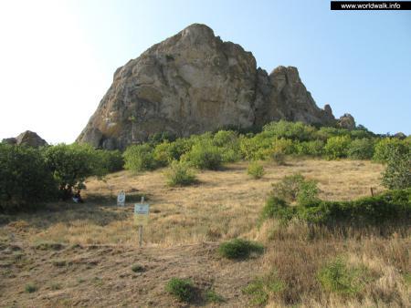 Фото: Карадагский природный заповедник