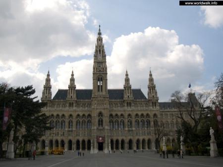 Фото: Венская ратуша