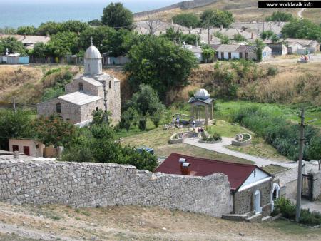 Фото: Церковь Иоанна Предтечи, церковь Иверской иконы Божией Матери