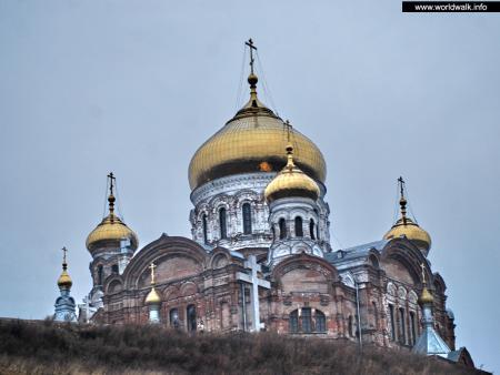 Фото: Белогорский монастырь, Белогорский Свято-Николаевский монастырь