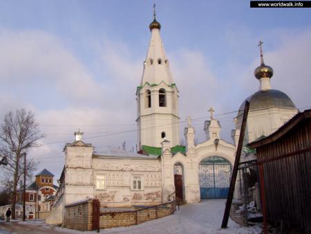 Фото: Спасская церковь