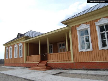 Фото: Дом-музей Б. Л. Пастернака