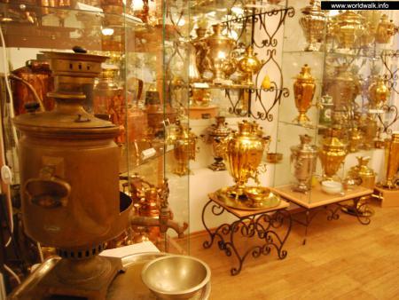 Фото: Музей самоваров