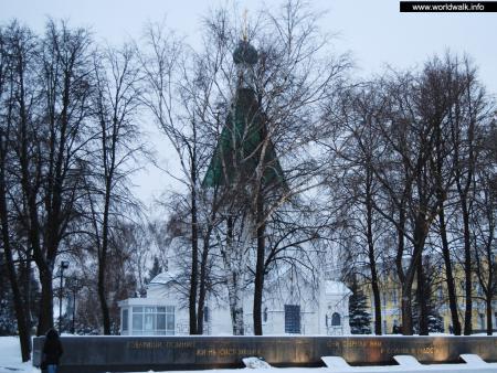 Фото: Архангельский собор, собор архангела Михаила