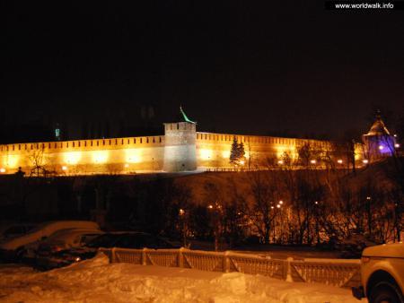 Фото: Нижегородский кремль