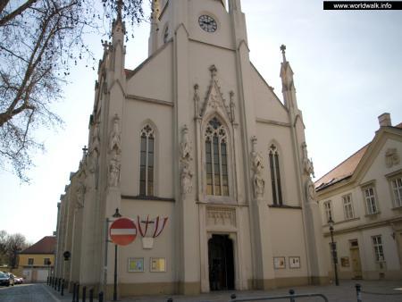 Фото: Церковь в Хитцинге