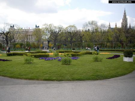 Фото: Народный сад