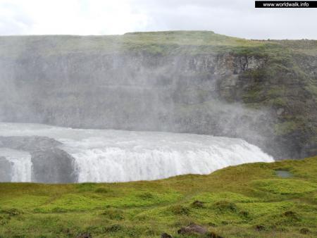Фото: Водопад Гульфосс